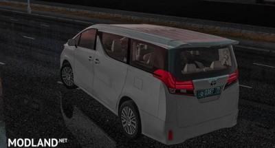 Toyota Alphard 2015 [1.5.9], 3 photo